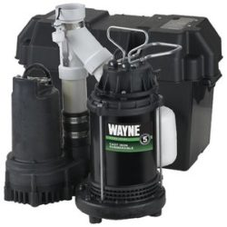 Best Battery Backup Sump Pumps Reviews 2019-2020