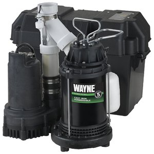 back up sump pump reviews