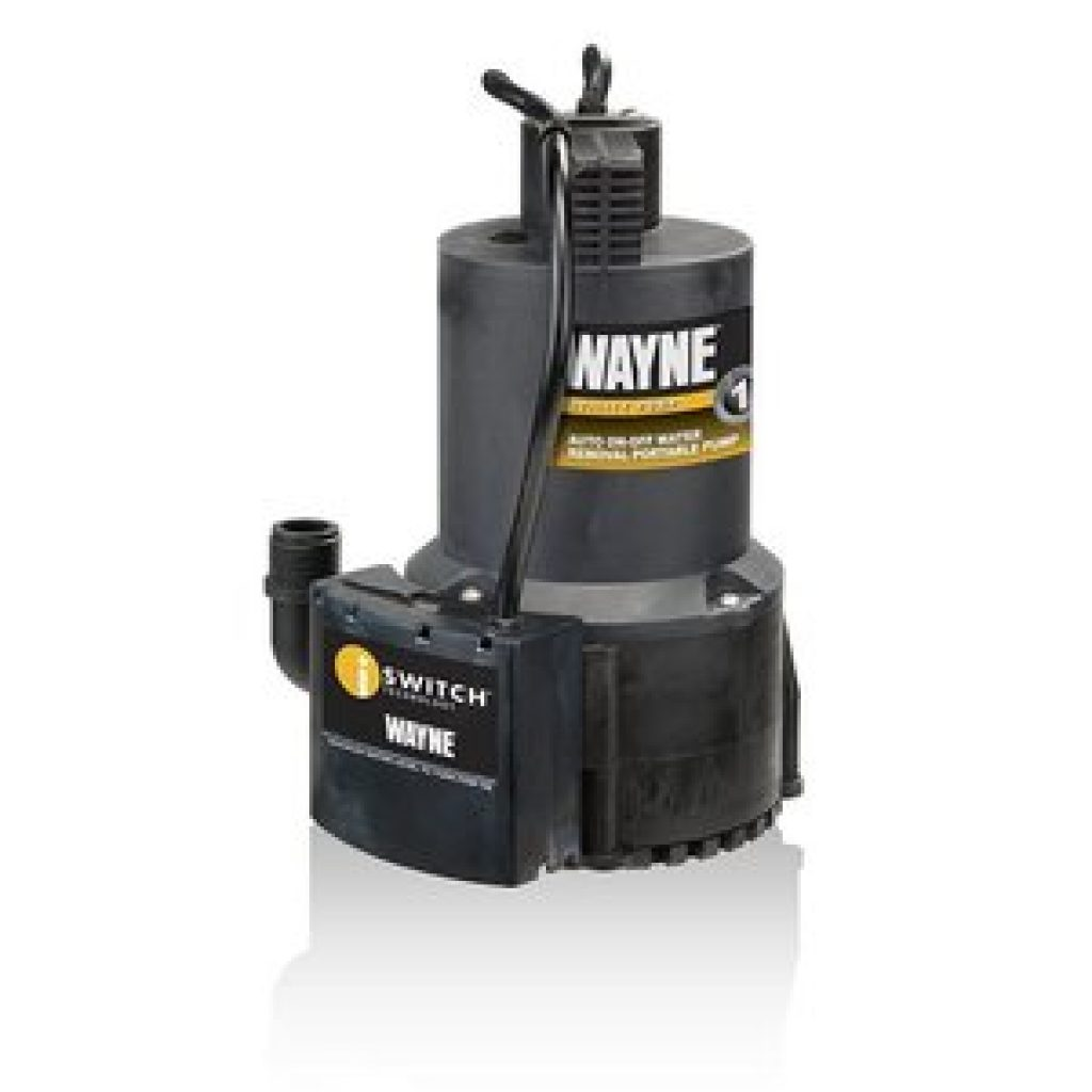 Electric Sump Pump ~ The wayne eeaup submersible sump pump