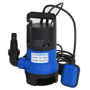 submersible pump to drain pool