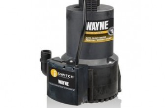 The WAYNE EEAUP250 Submersible Sump Pump